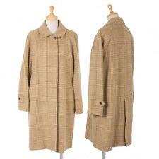 MARGARET HOWELL  Wool Plaid Coat Size 2(K-47198)