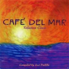 CAFE DEL MAR Vol Cinco (5) CD Jose Padilla Lamb AR Rabman Levitation - Five