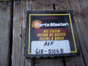 Engine Oil Filter    PARTS   MASTER   51068