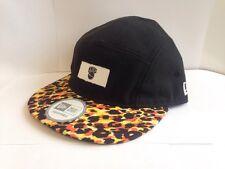 New York Knicks New Era NBA Team Leopard Adjustable Cap Hat