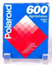 Vtg Polaroid 600 Instant Film Pack 10 Photos Expired 1997 Factory Sealed