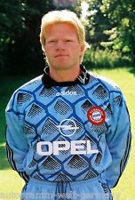 Oliver kahn bayern munich 1996-97 rarezas foto