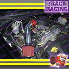 97 98-03 DODGE DAKOTA DURANGO 3.9L V6 5.2/5.9L V8 COLD AIR INTAKE KIT+K&N Red 2F