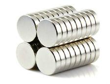 100PCS Strong Rare Earth Neodymium Disc Magnets 6 x 1.5 mm (1/4 x 1/16 inch) N35
