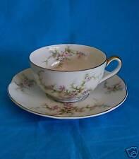 1 Theodore Haviland ROSALINDE Cup/Saucer Set/s NY USA