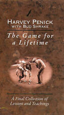 The Game for a Lifetime: A Final Collection of Lessons and Teachings, Shrake, Bu