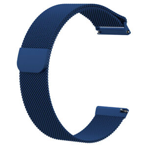 For Fitbit Versa 2 1 Lite Sports Replacement Wrist Band Magnetic Bracelet Watch