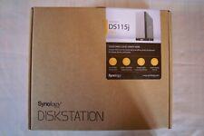 Serveur NAS. Stockage Intelligent Synology  DiskStation - Blanc... Quasi Neuf.
