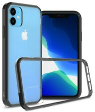 For Apple iPhone 11 Case TPU Bumper Hybrid Slim Fit Back Hybrid Hard Phone Cover