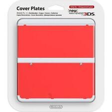 Nintendo Oficial Carcasa Cubierta para Nueva 3DS Rojo