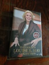 The Golden Louise Hay Collection (3 in one plus DVD) BRAND NEW IN PLASTIC./ HC
