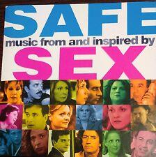 Safe Sex - Ost / Rare Greek Music CD Dantis Alexia