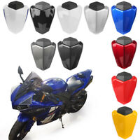 Motorcycle Rear Seat Cover Passenger Cowl Seat for Yamaha YZF R1 2009-2014 2013