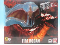 [FROM JAPAN]S.H.MonsterArts Godzilla vs Mechagodzilla Fire Rodan Action Figu...