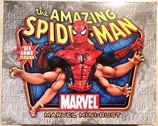 BOWEN THE AMAZING SPIDER-MAN SIX ARM VERSION MINI BUST