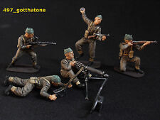 Painted Plastic Pre-1500 Airfix Toy Soldiers