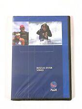 Padi Rescue Diver Video Dvd ( 2005 Version 1.01) - Educational Dvd