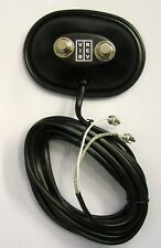 Fender Style 2 Button Footswitch
