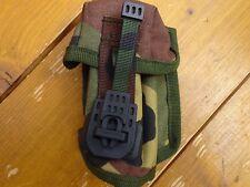 Dutch Army Grenade Pouch - Woodland DPM Camouflage - Super Grade 1 - Genuine