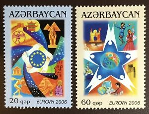 Azerbaijan 2006 Europa MNH
