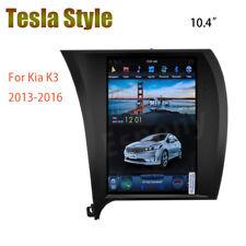 "10.4"" Vertical Screen Car Intelligent GPS Navigation 32GB for Kia K3 2013-2016"