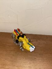 Vintage Voltron 1984 Yellow Lion Motorized LJN Figure WEP Mini Small Rare Q