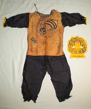 THE AMAZING SPIDER-MAN 1950's BEN COOPER Halloween Costume Marvel Jack Kirby OLD
