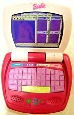 Barbie Talking Online Laptop Electronic Toy 1999 TESTED by Mattel Vintage