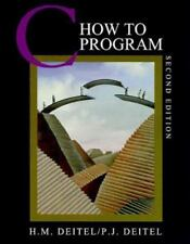 C: How to Program, Deitel, Paul J.;Deitel, Harvey, Acceptable Book