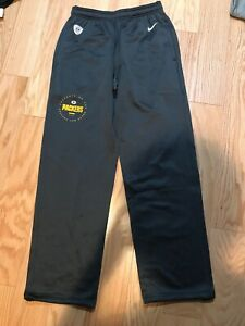 Nike NFL Green Bay Packers Therma Pants Football Training BNwT 907120-060 Size M