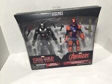 Marvel Legends War Machine & Iron Man Mark 27 Action Figure 2-Pack