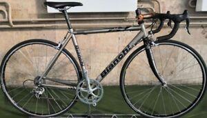 Bianchi Titanium road bike 2006