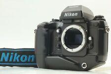 Late Model [MINT++ S/N 260xxxx] Nikon F4S w/ Screen E 35mm Camera from Japan 739