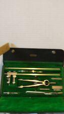 Dietzgen Master Pro Drawing Instrument Set #1213P German U. S Zone