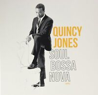 QUINCY JONES - SOUL BOSSA NOVA 180G  VINYL LP NEU