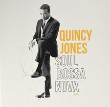 QUINCY JONES-SOUL BOSSA NOVA 180 G VINYL LP NEUF