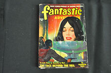 Fantastic Adventures Vol 12 #4 The Face Beyond The Veil Fine+