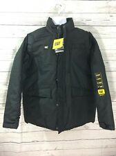 NWT Caterpillar CAT Water Resistant Insulated XL Coat Liner Work Wear Black