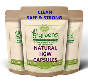 Horny Goat Weed Capsules 10000mg Per Cap 30% Lcariin 100% Natural Clean Strong
