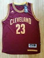 NBA Cleveland Cavaliers LeBron James Swingman Jersey No23  RED
