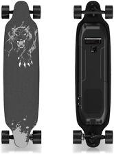 Elektro-Skateboard 400W E Board Longboard mit Fernbedienung Erwachsene 32km/h DE
