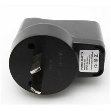 AU For iPhone iPod Touch 5 Nano 7 iPad Mini AU USB Power Adapter wall Charger 1A