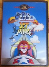 Pink Panther Cartoon Collection, The - Jet Pink (DVD, 1999)