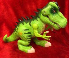Jurassic World JW Light up Roaring Dinosaur Figure 22cm Universal Studios Amblin