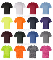 Champion - Dri Fit Tee - Performance Athletic T-Shirt - 50+ UPF - Moisture Wick