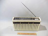 ANCIEN POSTE RADIO TRANSISTOR SCHNEIDER SR650