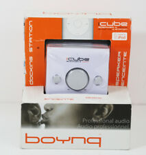 BOYNG ICUBE SPEAKER & DOCKING STATION MADE FOR IPOD **NEW**