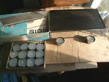 Chauffe-Plat-Plattenwärmer Ag Sigg Present (Herstellung in Schweiz) Jahre 60/70