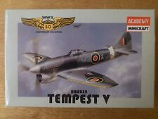 1:144 ACADEMY / Minicraft no. 4415 Hawker TEMPESTA Mark V supermarine.