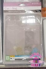 Cricut Cuttlebug Replacement Spacer Plate Block Mat Pad B (Short) 37-1258